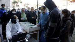 54 души починаха от коронавируса в Иран за 24 часа