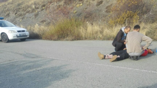 Парапланерист падна в подножението на връх Бузлуджа, оцеля