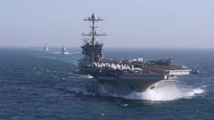 САЩ не изключват изпращане на самолетоносач в Тайванския проток