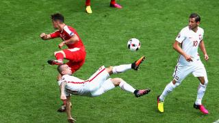 Голямата драма между Швейцария и Полша (Развой на срещата по минути)