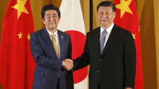 Абе и Си Дзинпин подкрепят свободна и честна световна търговия