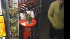 Полицията във Варна търси крадец по видеозапис