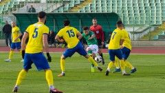 Виктор Рамничану може да дебютира за Верея срещу Локомотив (Пд)