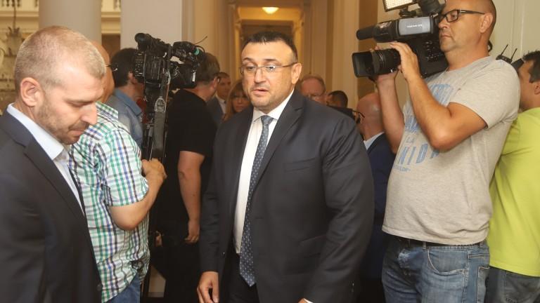 Вътрешният министър Младен Маринов изрази увереност, че с продължаване на