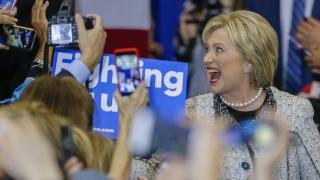 Клинтън си осигури номинацията на демократите за Белия дом