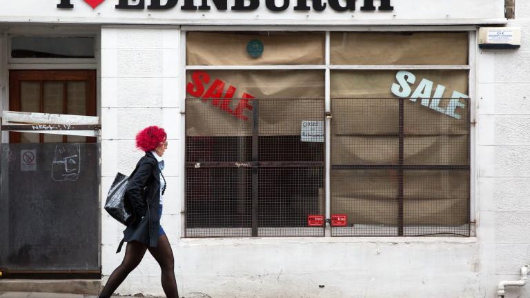 Шотландия пак плаши с независимост