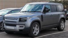 Land Rover обмисля малък Defender, конкурент на BMW X1
