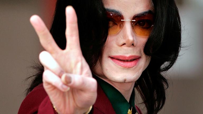 Какво се случи с мюзикъла за Майкъл Джексън