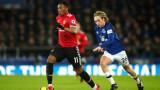 Евертън - Манчестър Юнайтед 0:2, голове на Марсиал и Лингард!