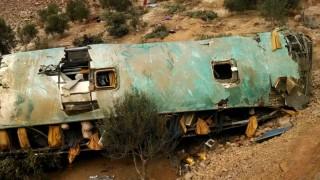 16 загинали при катастрофа в Перу