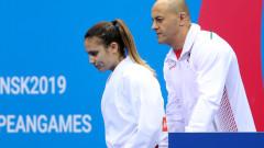 Ивет Горанова се класира на финал в Минск