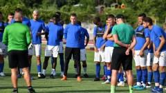 Седем футболисти отпаднаха от групата на Черно море