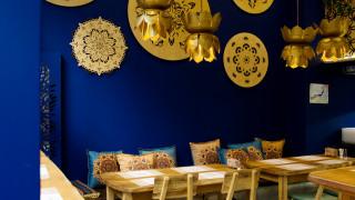 Сатсанга - ново място за индийска храна в София