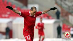 ЦСКА честити на Мартин Петров