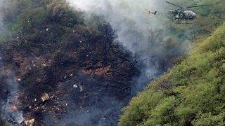 152 жертви след авиокатастрофа в Пакистан