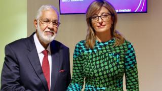 Захариева убеждава либийския си колега, че казусът с танкера е частно-правен