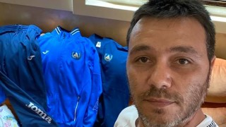 Цанко Стоичков е щастлив, получи екип на Левски