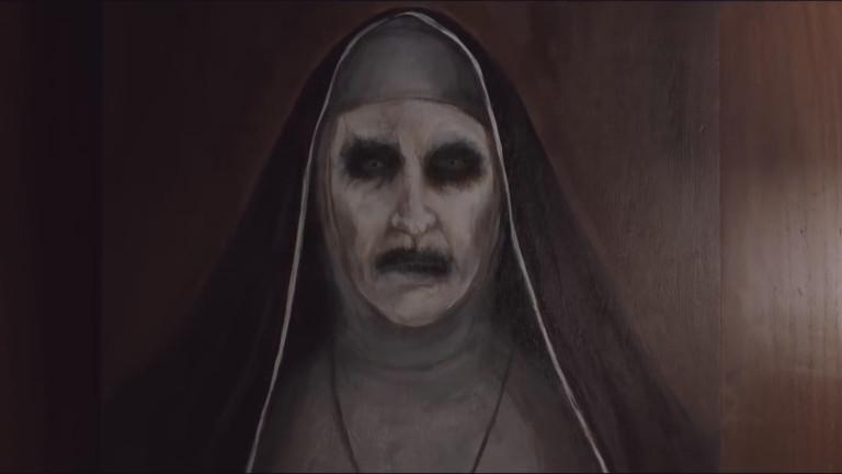 """Няма къде да се скрием от """"Монахинята"""""""