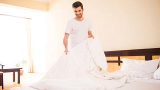 Защо е важно да си оправяме леглото всяка сутрин