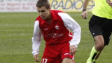 Кирилов вкара на Милан