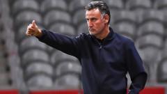 Изненада: Треньорът на шампиона Лил напусна
