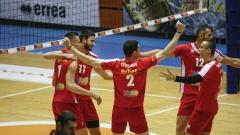 Волейболният ЦСКА с очаквана победа над Тетевен Волей