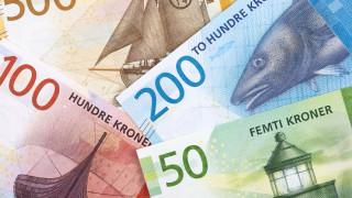 """Сривът на петрола """"потопи"""" норвежката крона до най-ниската ѝ стойност от половин век"""