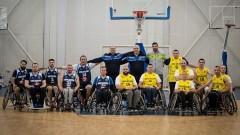 Международен турнир по баскетбол на колички приема Варна