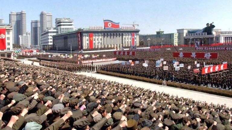 Ето как изглеждат паспортите на родените в Северна Корея