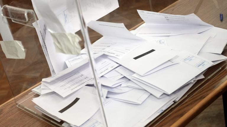 Избиратели гласували по два пъти в различни секции в Дупница
