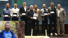 Чавдар Костов подкрепи благотворителната кампания на Синя Зона Б-18 за Йордана