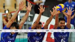 Франция триумфира в Световната лига!