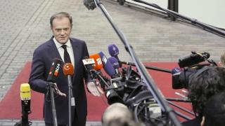 Туск към Мей: Забрави за нови преговори за Брекзит