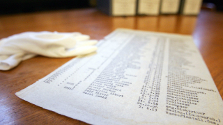 Продават истинския списък на Шиндлер за $2,4 милиона