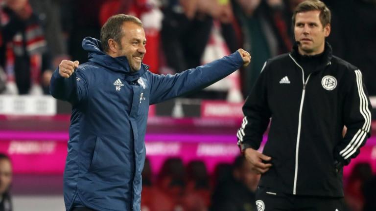 Ханзи Флик критикува футболистите на Байерн
