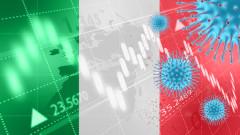 Прогноза: Икономиката на Италия се свива с 8% 2020-та