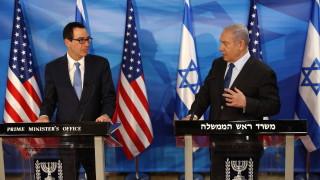 Съюзникът на Тръмп Нетаняху: Насилието в Капитолия е позорно, трябва да бъде осъдено
