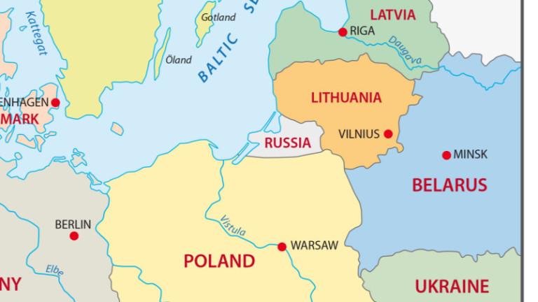 Литва предлага разширяване на санкциите на ЕС срещу Беларус заради изпращането на нелегални мигранти