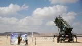 "Израел удари с ракети ""научен военен обект"" край Дамаск"