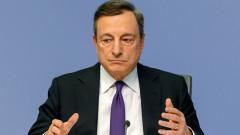 Драги: При необходимост ЕЦБ може дълго да държи лихвите ниски