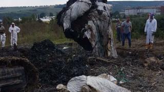 210 тона опасни отпадъци са загробени в село Рупци