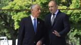 Президентът на Португалия отчете пред Радев сложността на Западните Балкани
