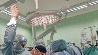 Чакащи за белодробна трансплантация и техни близки протестират безсрочно