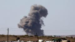 Продължават боевете за Кобани
