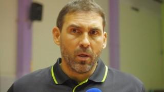 Петър Дочев: В първите два гейма надиграхме категорично гъркините и това ни класира