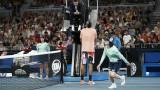 Резултати от третия кръг на мъжкия Australian Open 2020