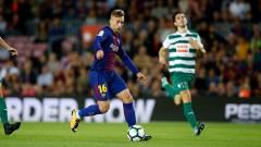 Интер прави голяма услуга на Барселона