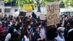 Сблъсъци на протести в Париж