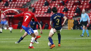 Гранада спечели отложения мач срещу Осасуна