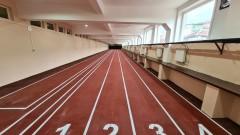Русе вече има нова зала за лека атлетика